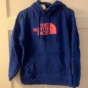 Women's North Face Hoodie, Size M